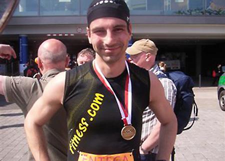 Marathon in Mainz 2008
