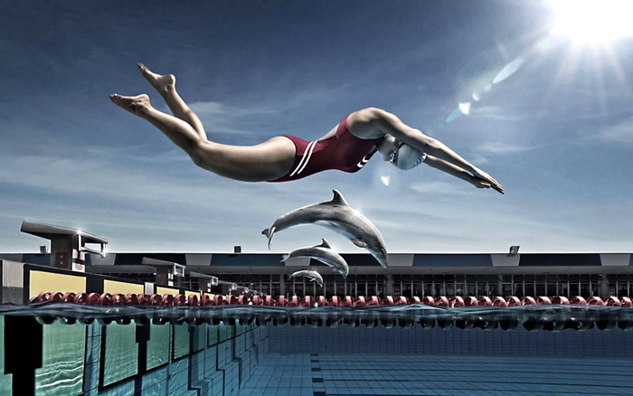 Olympia-Schwimmen – Lieber ungedopt letzter werden, als acht Goldmedaillen…