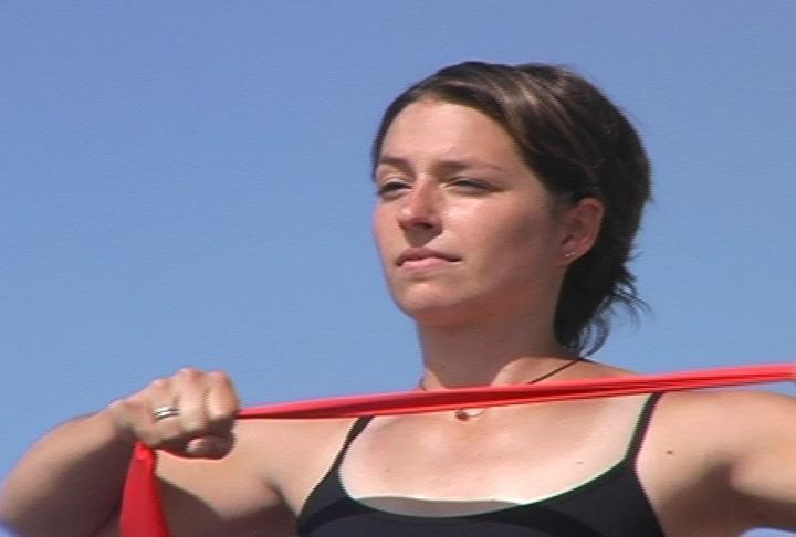 Video: Rücken und Schultern kräftigen - Teil 2