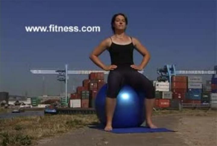 Video: Rückenmobilisierung
