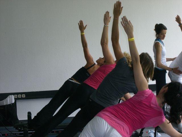 Du nouveau à la Convention de Pilates 2008