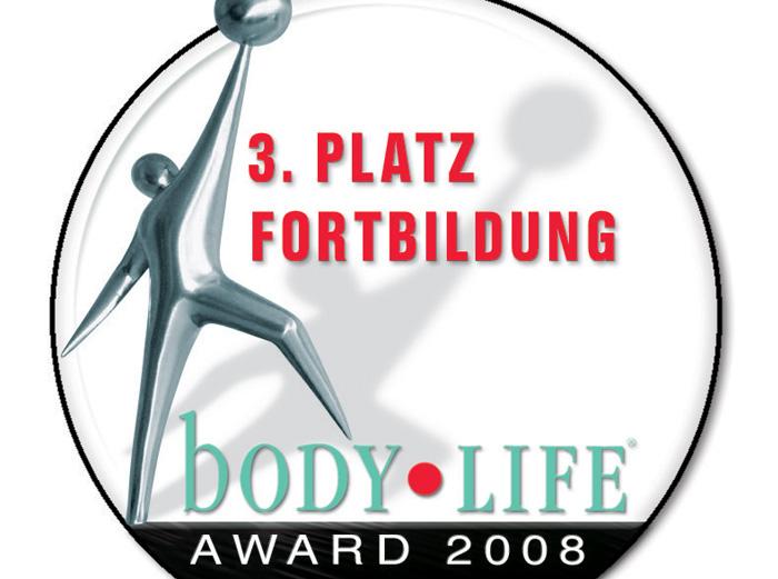 Bodylife Award 2008 für IFAA