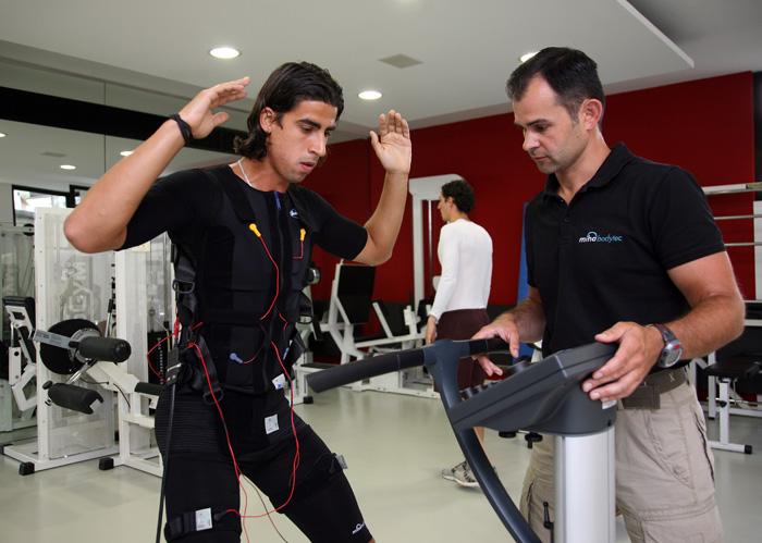 Winterspeck adé - meine Trainingserfahrung mit dem miha bodytec