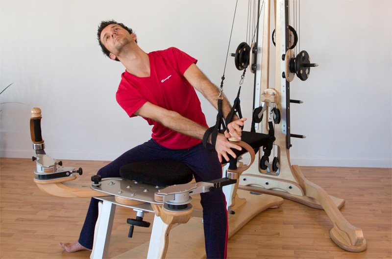 Die sanfte Fitness-Welle: Gyrotonic