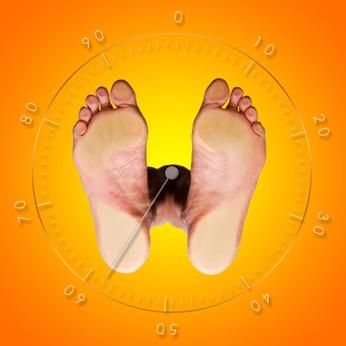 Weight Watcher – das Gewicht stets im Auge