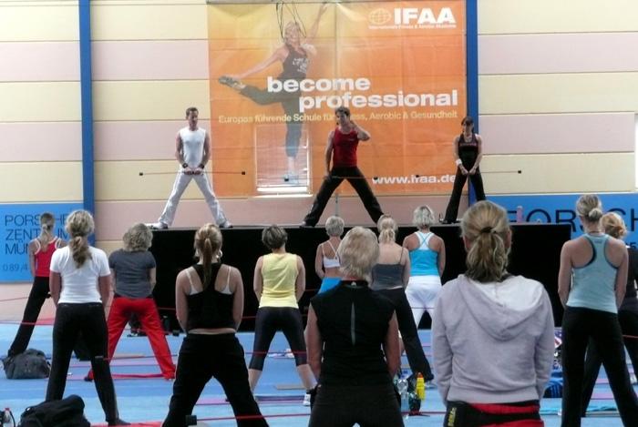 IFAA: Deutschlands beste Fitnesskongresse 2009