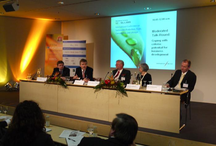 Internationale Konferenz für Nachhaltigkeit