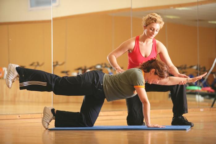Weiterbildung für Fitnesstrainer: Rückentraining bei IST günstig wie nie!