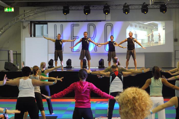 Das war's: Bilder von der Fitnessmesse Fibo 2009 in Essen