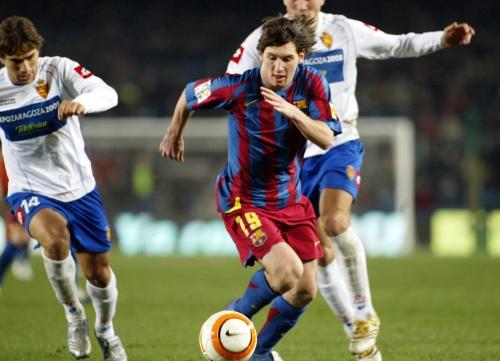 Lionel Messi, l'enfant miracle