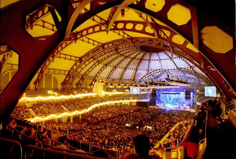 Das Turnfest 2009 in Frankfurt