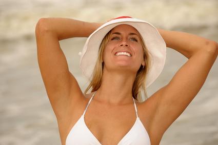 Augmenter le volume des seins grâce au fitness?