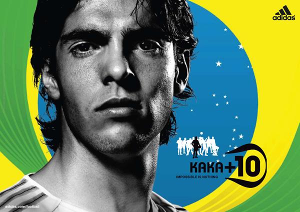 Kaka – l'homme qui vaut 65 millions d'euros