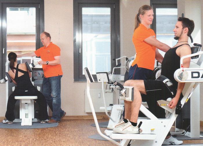 FPZ Rückentherapie Halle/Saale
