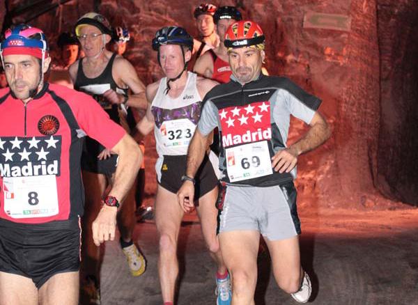 Der Marathon im Salzberg Stollen - Nervenkitzel 700 Meter unter der Erde