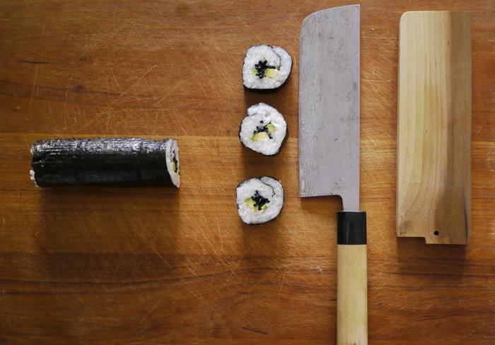 Sushi Kochkurs No. 1 - Fitnessküche