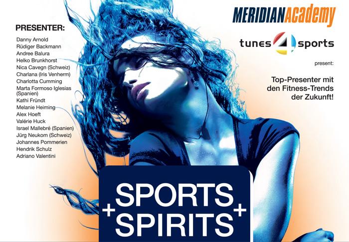 Meridian Academy  presents: Sports & Spirits