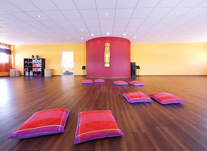 Das ökologisch korrekte und ethisch orientierte Fitnessstudio