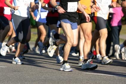 Huit semaines de préparation avant la course