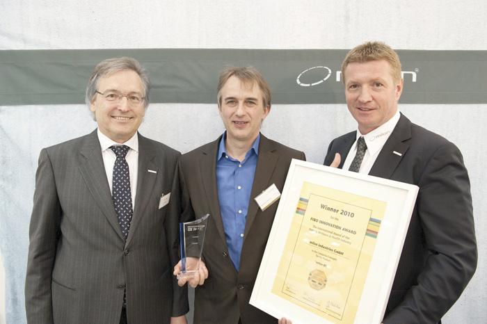 The FIBO Innovation Award goes to...milon industries