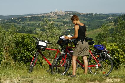 Radtouren: Gut geplant, ist halb gewonnen