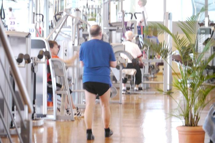 Nur 1 Prozent - Die Fitnessbranche könnte in der Prävention, ...