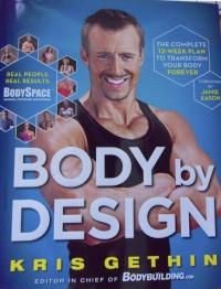 Buchbesprechung: Body by Design von Kris Gethin