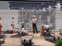 Deutsches Turnerfest 2009 mit Pilates