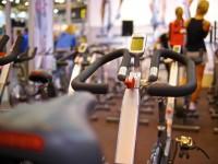 Fibo 2013: Indoor Cycling Event.