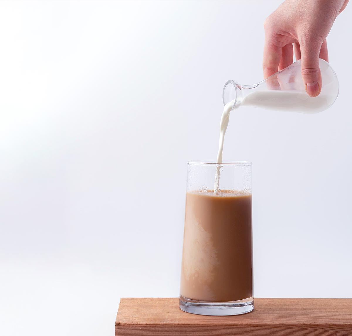 Chocolate milk: recovery drink