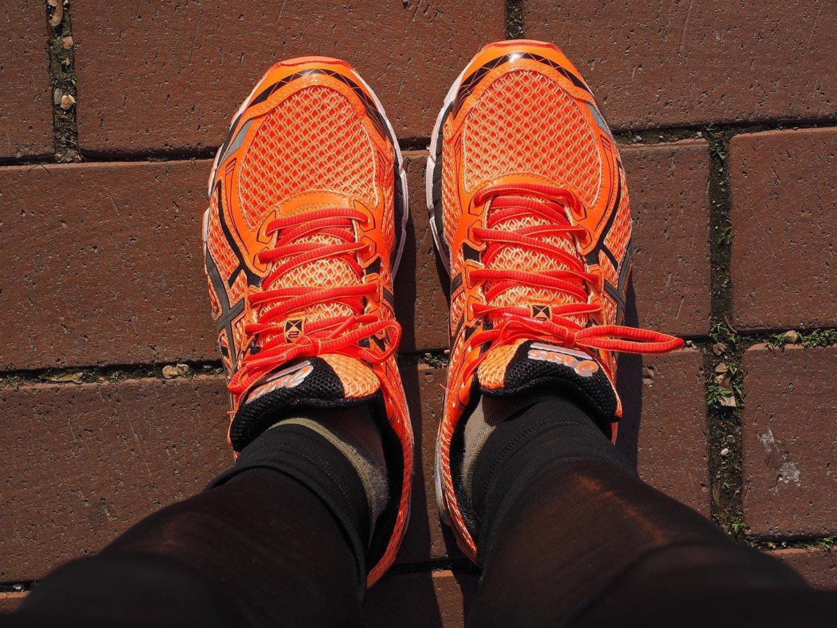 Wie lange halten Laufschuhe?
