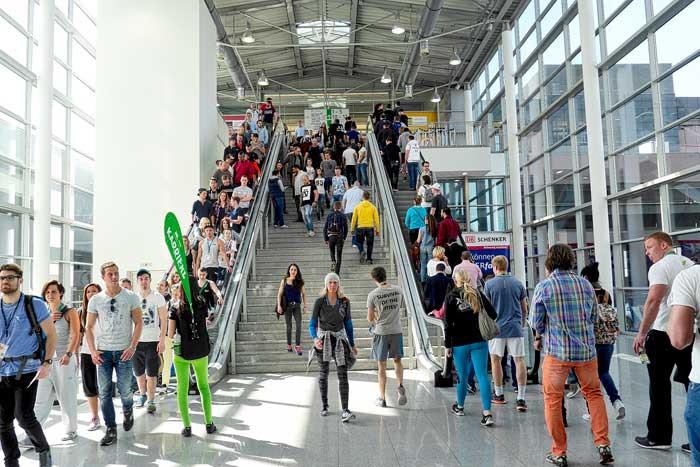 Die Fibo vom 2.-5. April 2020 - Die größte Fitnessmesse der Welt