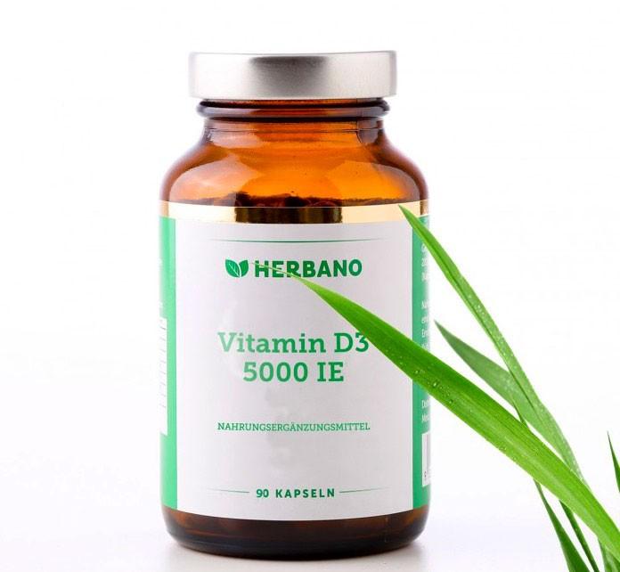 Vitamin D3 – das gesunde Plus der Sonnenstrahlen