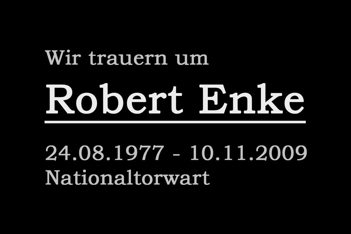 Robert Enke: der Tod eines Profi-Sportlers