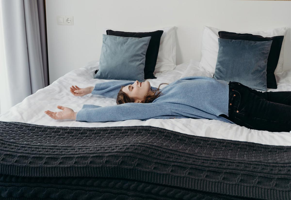 Wellness im Schlaf