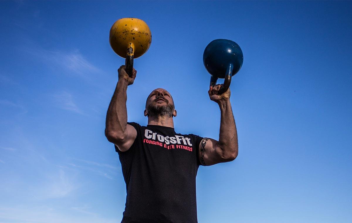 Kettlebell und Muskelaufbau - passt das zusammen?