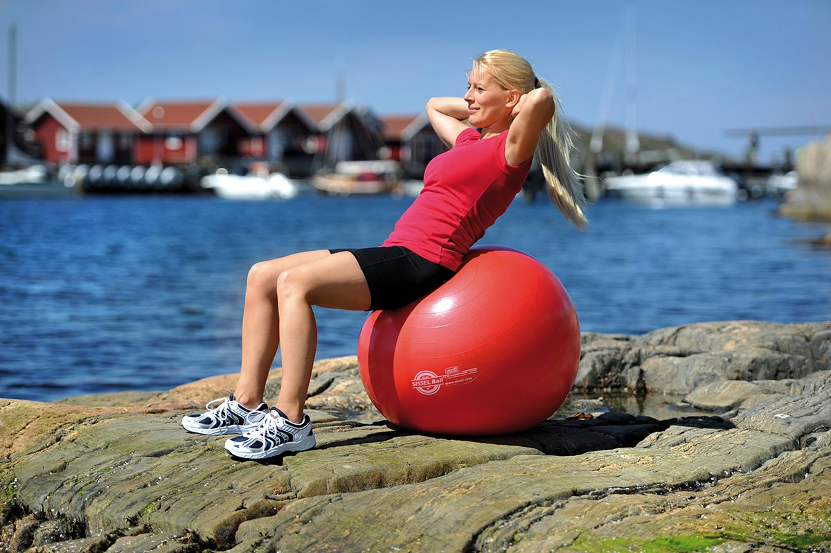 The Swiss Ball – Effective, Dynamic and Versatile