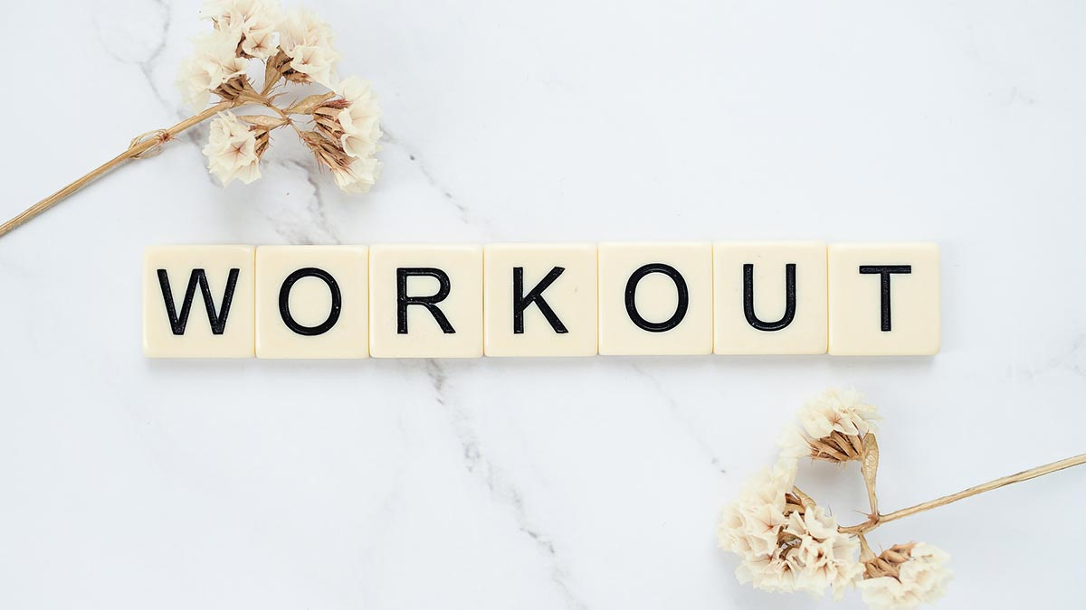 Putting Together a Workout Routine