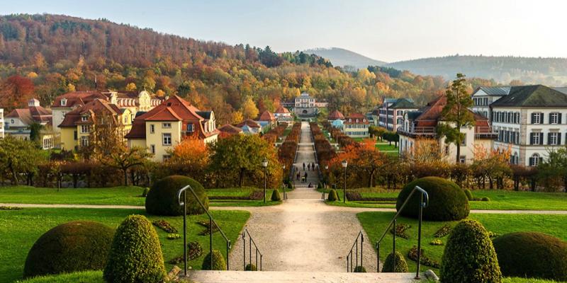 Exklusiver Kurlaub im Hotel Dorint Resort & Spa  Bad Brückenau