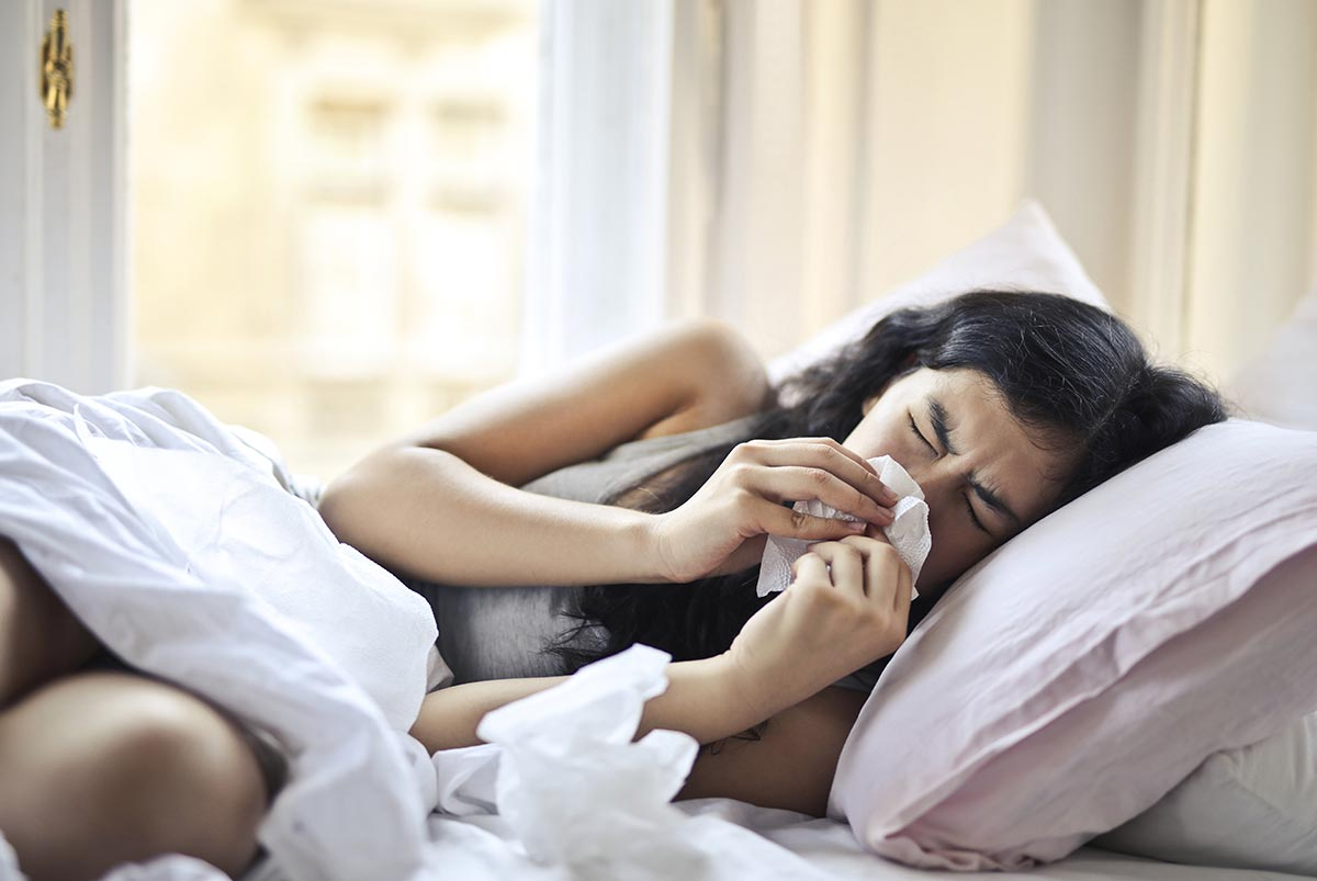 Ways to Avoid Catching the Cold or the Flu