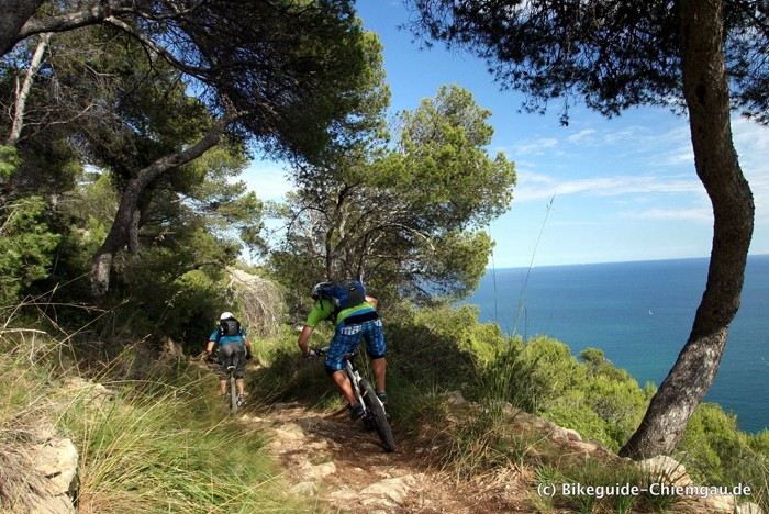 Fitnessurlaub: In Spanien biken was das Zeug hält!