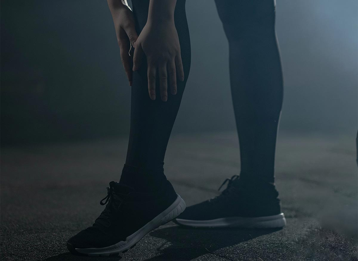 Calf Cramps - How To Get More Gain For Less Pain!
