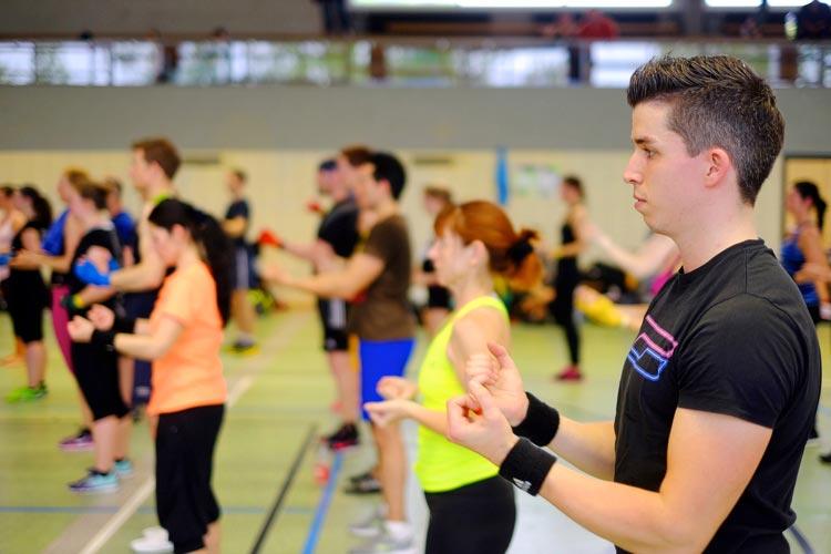 Gesunde Ernährung und Sport für ein aktives Leben
