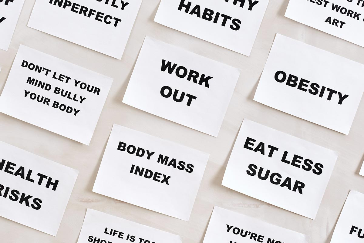 10 Steps, Obesity, Overcome Your Personal Battle