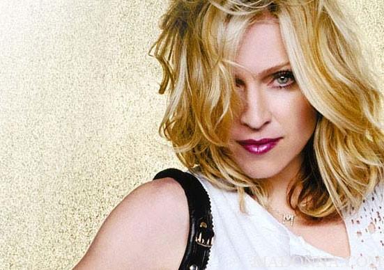 Madonna:  Like a Virgin