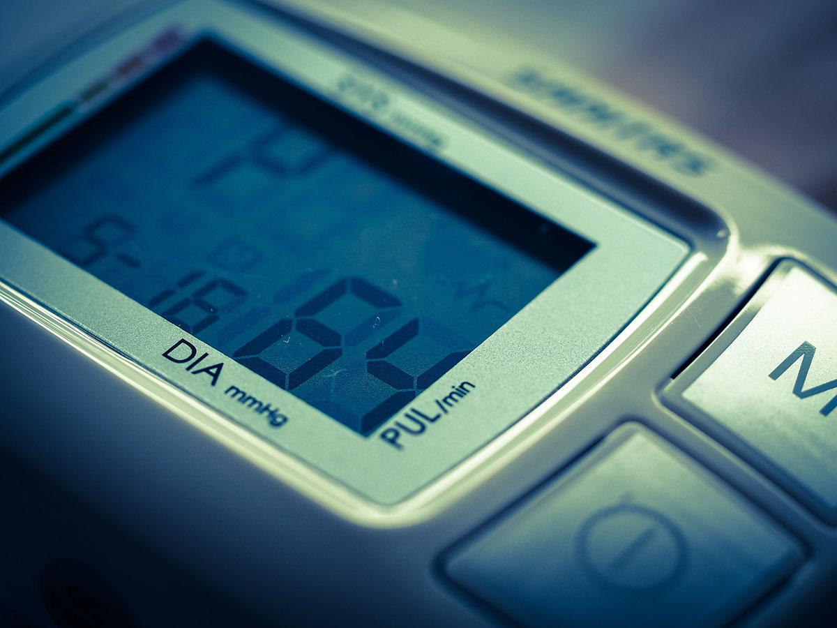 Indikator Blutdruck