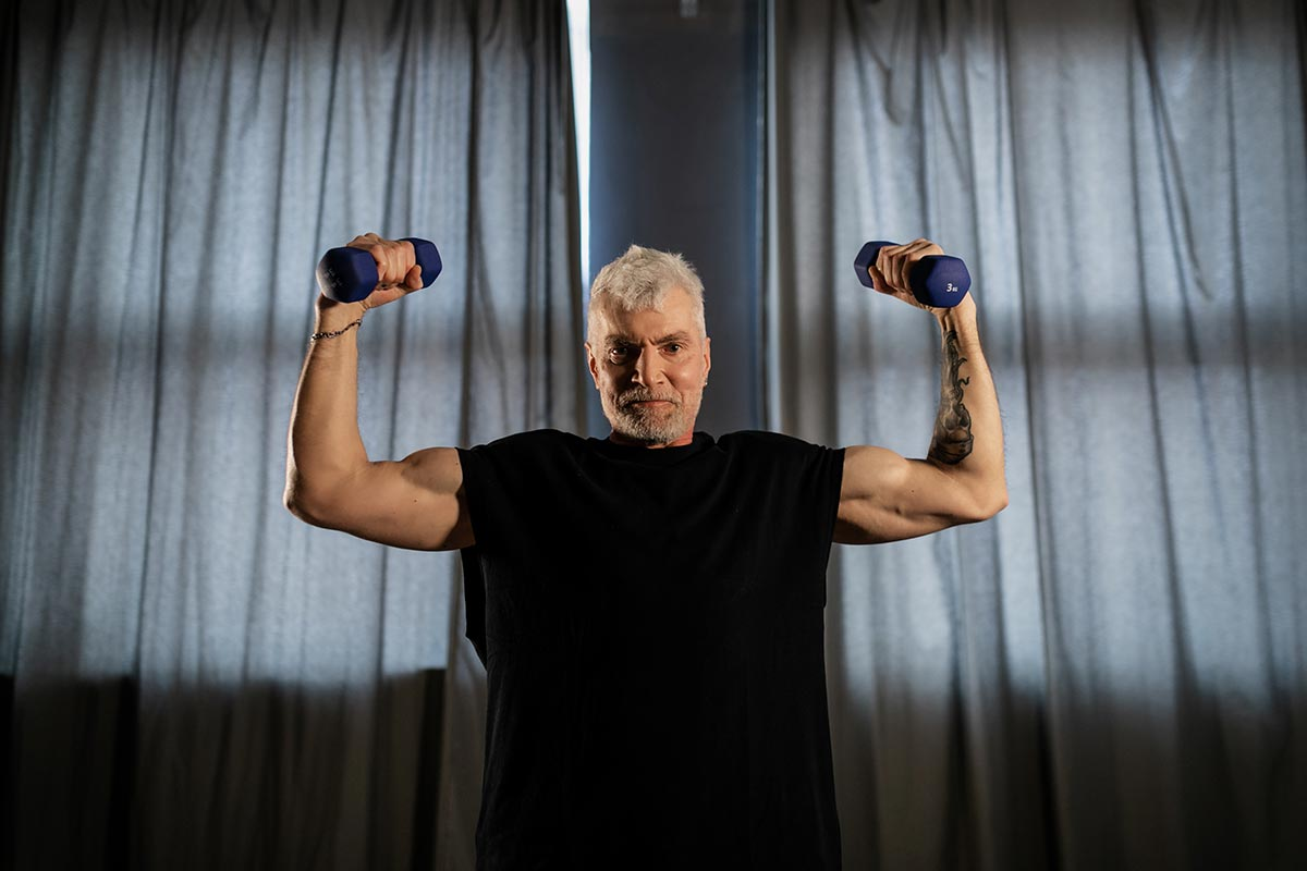 Boomer Fitness:  A New Way of Life for the Middle Aged