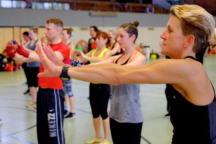 Event IFAA Trainer Camp 2017: Ifaa Fitness Forum