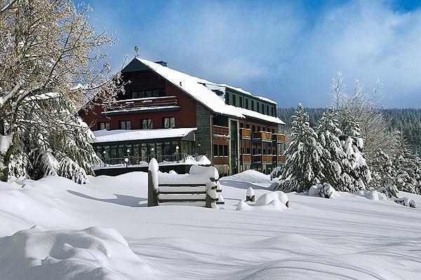 Wintersport in Oberwiesental