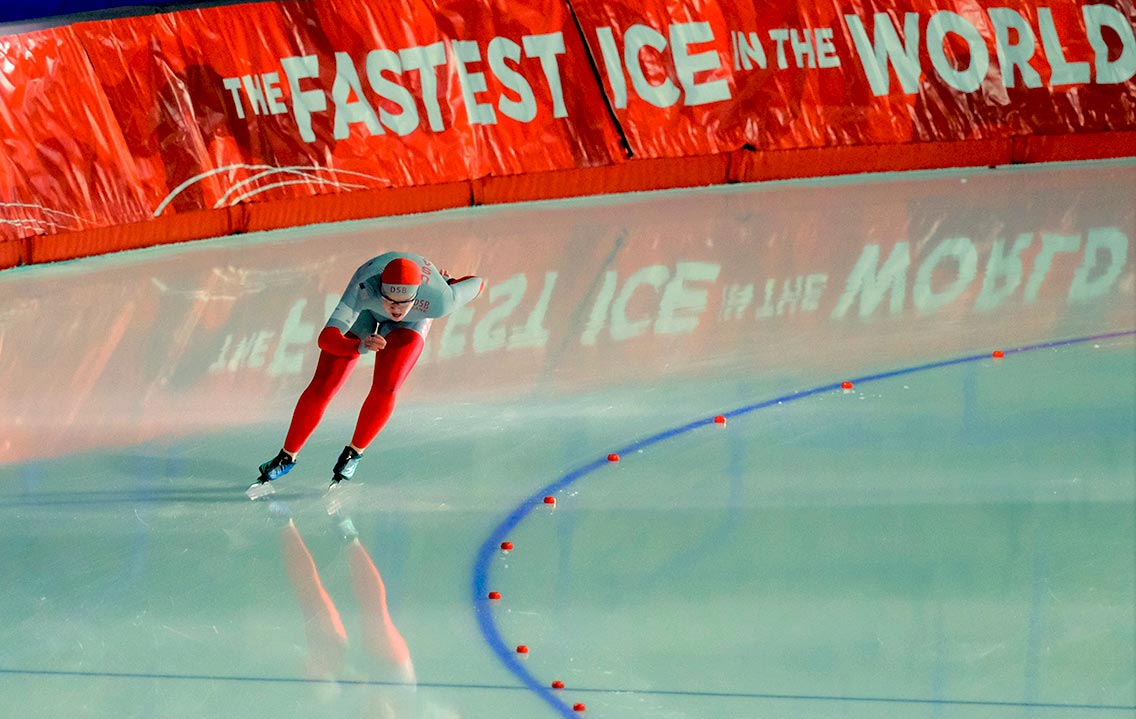How Your Health and Fitness is like Short Track Speed Skating